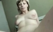 Hot Amateur MILF fucked in the ass POV