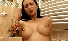 Pussy Drilled Big Tit Veronica